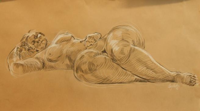 Rani Life Drawing