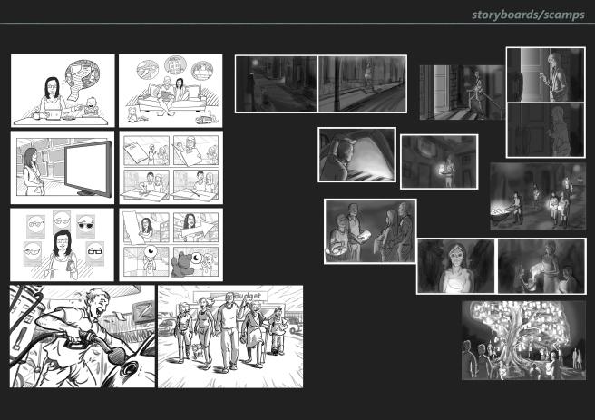 ComicStoryboards  Cory Mathis
