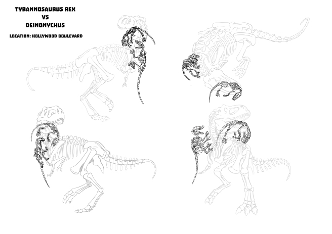 Dino Design Sheet_A3_deino